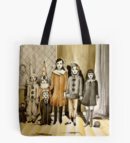 Friends Of Little Johnny  Tote Bag