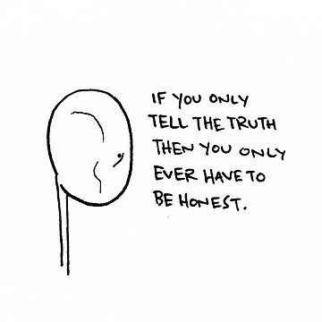 Truth Honesty by PlorpThoughts