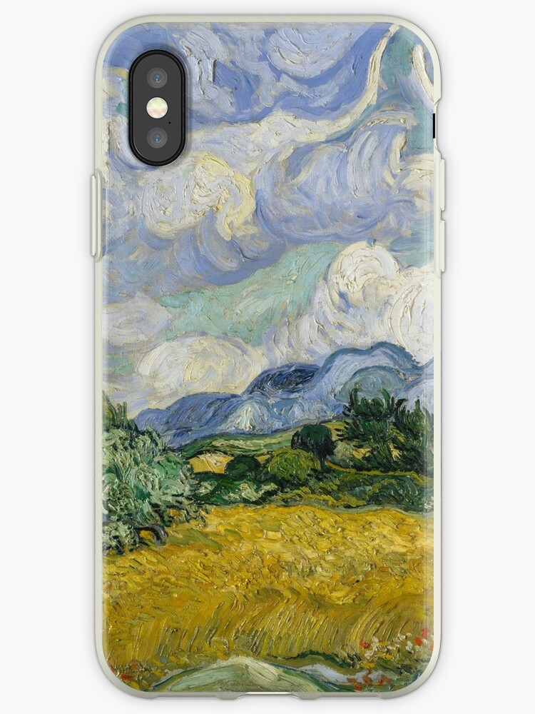 Vincent Van Gogh Fine Art Painting by Rainbow Rules