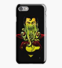 SuperCthulhu iPhone Case/Skin