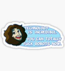 Fuck 'em Sticker
