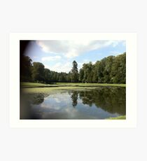 Studley Royal Art Print