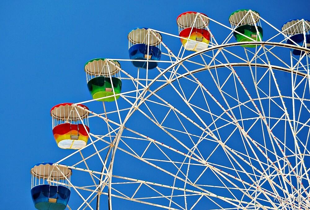 Ferris Wheel by Kate Wall