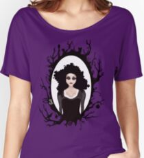 I keep my dark thoughts deep inside. Women's Relaxed Fit T-Shirt