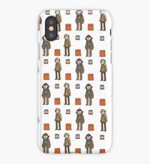 Sherlock Doodle iPhone case iPhone Case/Skin