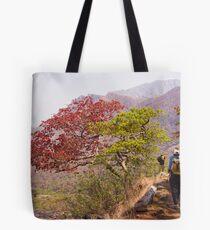 Tree of Split Personality, Mulanje, Malawi Tote Bag