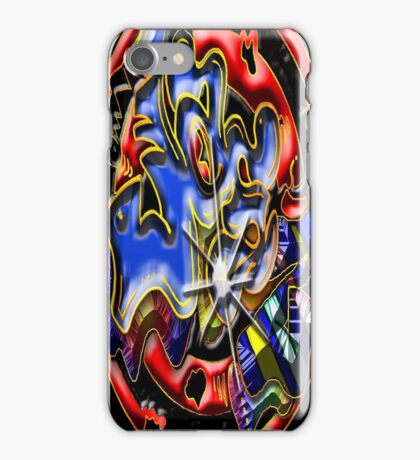 JAZZSKIE iPhone Case/Skin