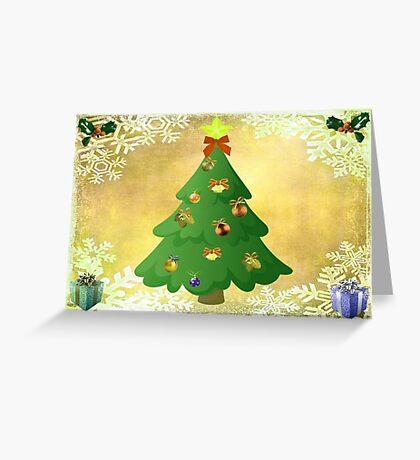 Oh Christmas tree... © Greeting Card