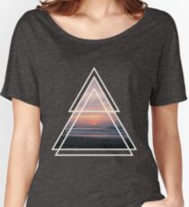 Sunset at Dreamland Women's Relaxed Fit T-Shirt