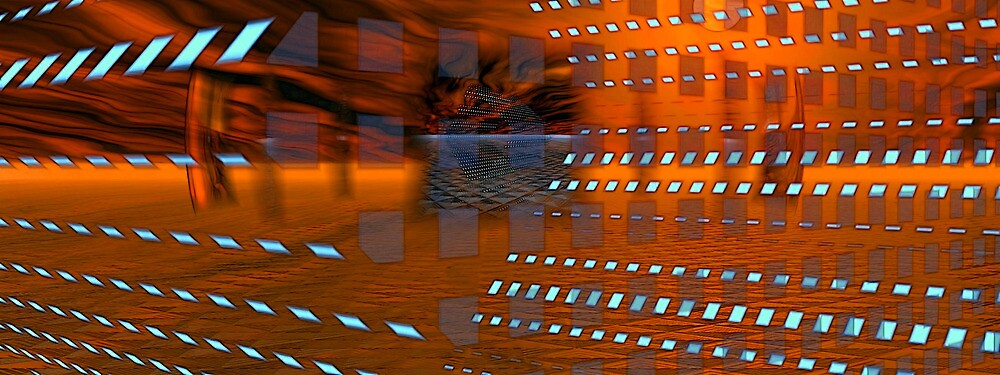 Coralita View #2 by Benedikt Amrhein