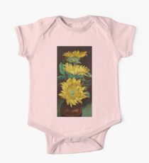 Sunflowers Kids Clothes