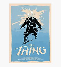 The Thing (1982) Custom Poster Photographic Print