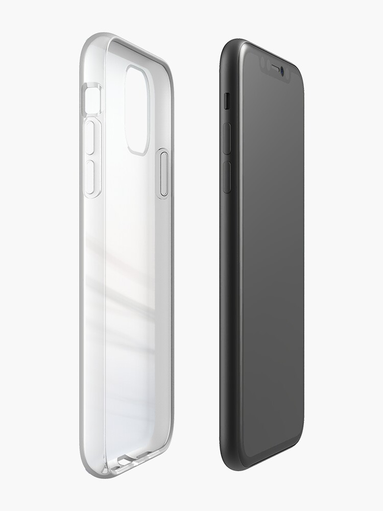 Alternate view of Lines Across the Sky Case iPhone Case & Cover