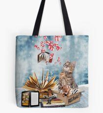 Free Books Tote Bag