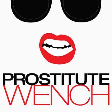 Prostitute wench by rayoflightgm