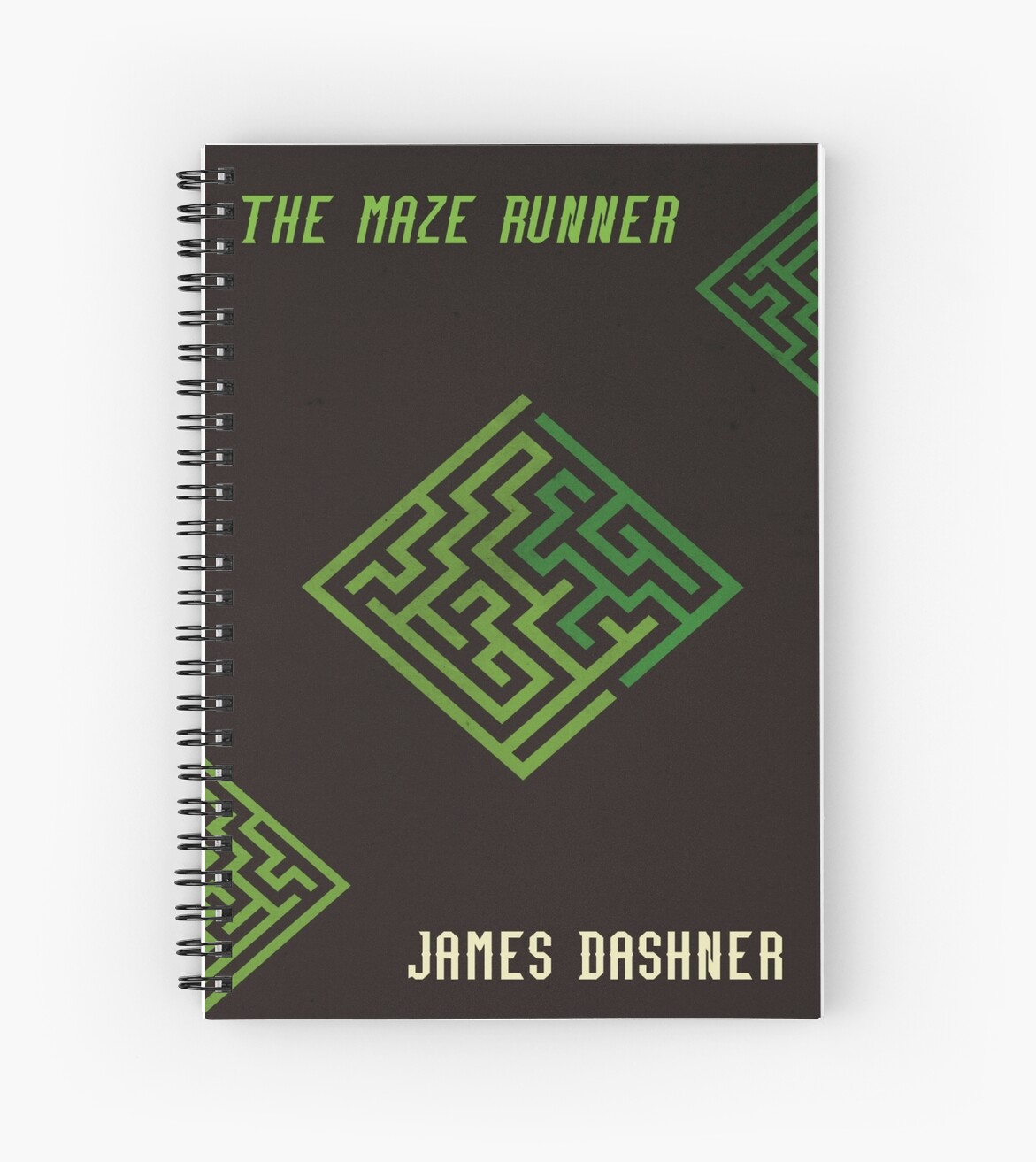 The Maze Runner Book Cover by A5-TheGlue