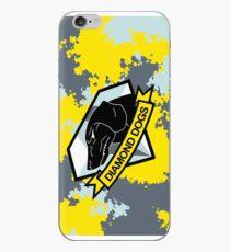 Vinilo o funda para iPhone Caja del teléfono Diamond Dogs - ¡Muestre su apoyo a Mother Base!