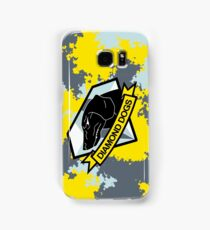 Diamond Dogs Phone Case - Show Your Support for Mother Base! Samsung Galaxy Case/Skin