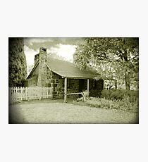 Pioneer Photographic Print