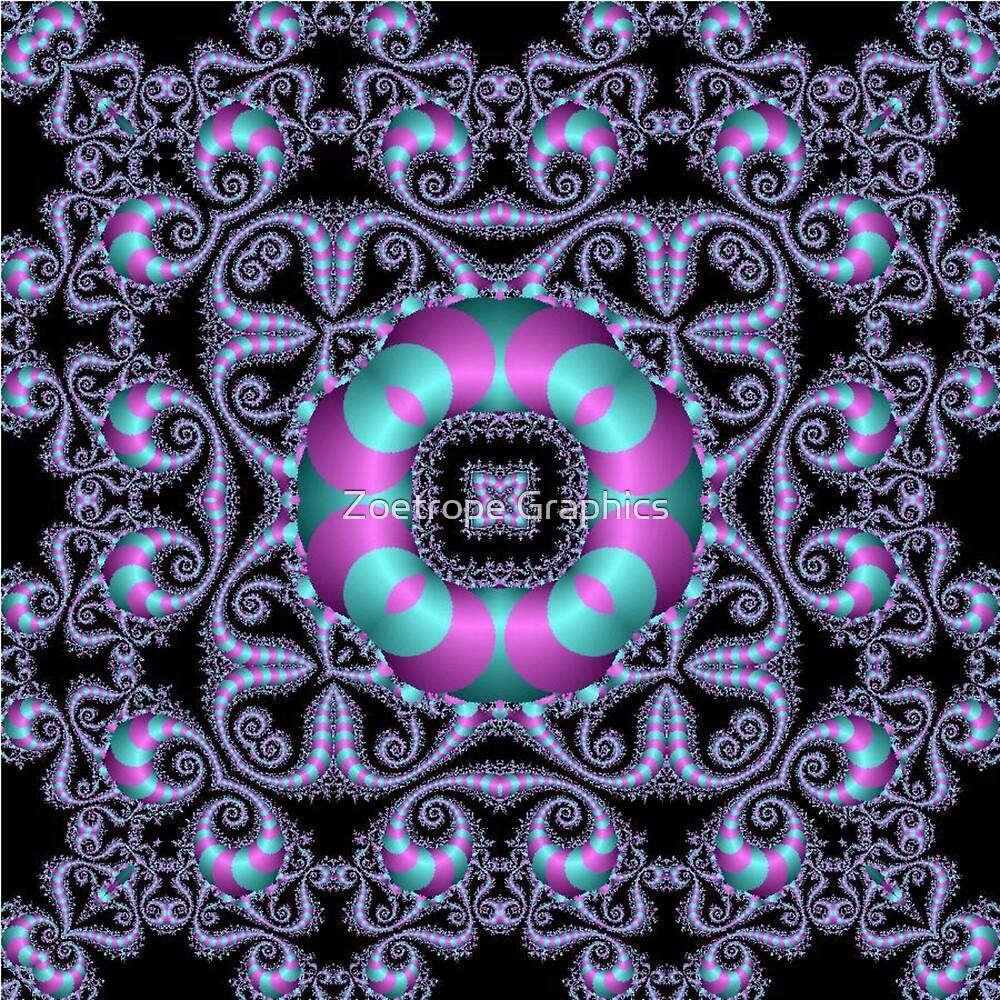 Krazy Kaleidoscope 1003 by CharmaineZoe