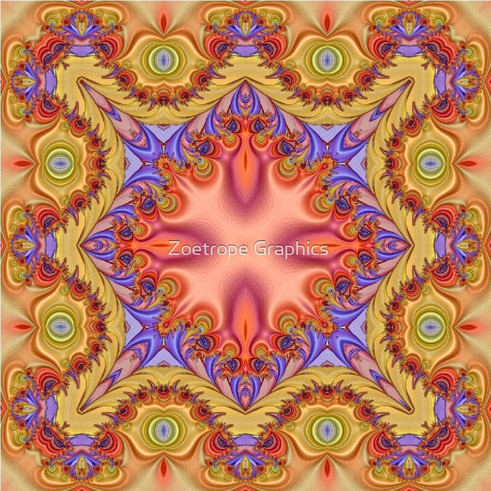 Krazy Kaleidoscope 1004 by CharmaineZoe