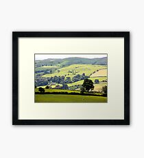 Lowgill Viaduct, in The Lune Valley, nearTebay, Cumbria UK Framed Print