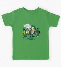Greendale the Animated Series Kids Tee
