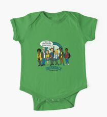 Greendale the Animated Series One Piece - Short Sleeve