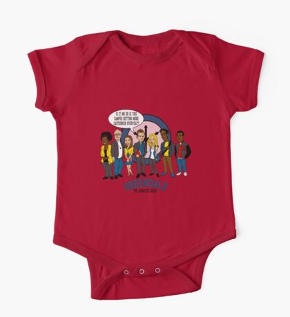 Greendale the Animated Series Kids Clothes
