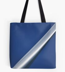 Steely Blade Tote Bag