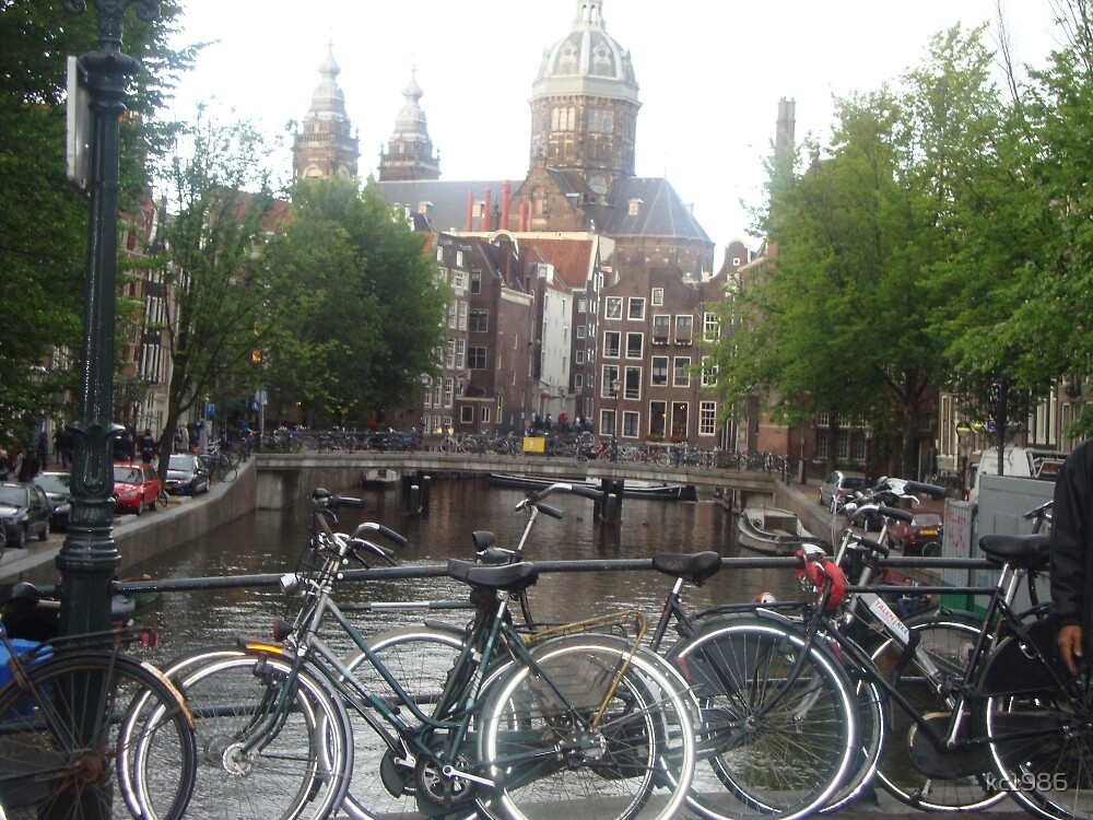 The way of Amsterdam by kc1986