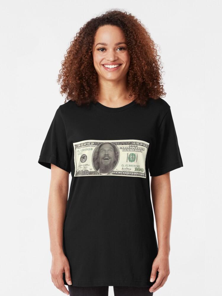 Quot Big Lebowski Dollar Quot T Shirt By Vintagestuff Redbubble