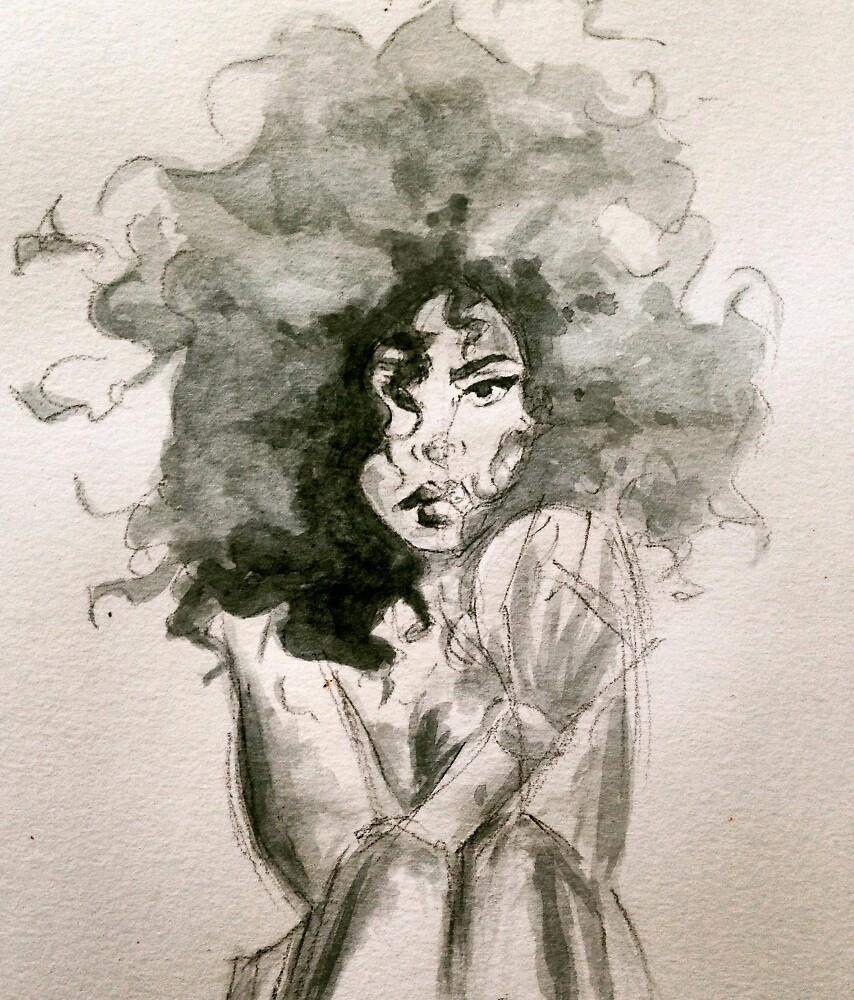 fierce by Esther-e-draw
