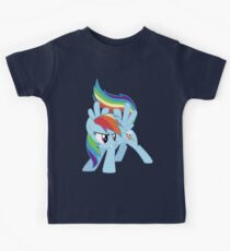 Rainbow Dash Kids Tee