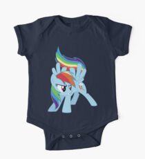 Rainbow Dash One Piece - Short Sleeve