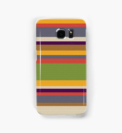 Fourth Doctor Scarf Samsung Galaxy Case/Skin