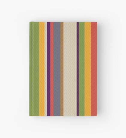 Fourth Doctor Scarf Hardcover Journal