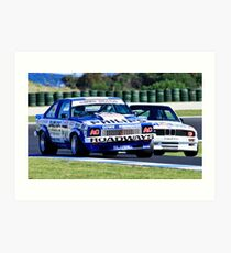 Roadways Torana Art Print