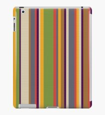 Fourth Doctor Scarf iPad Case/Skin