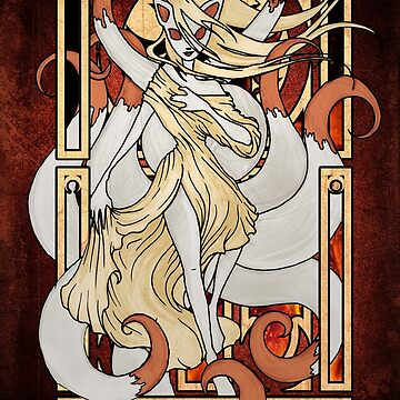 Rule 63: Ninetails by BIcicle