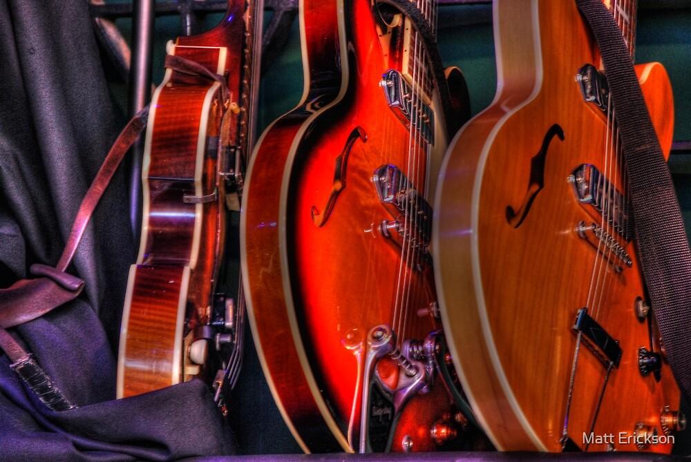 When I Hear the Music ... by Matt Erickson