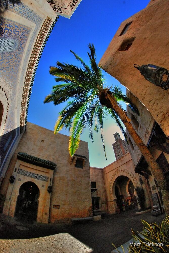 The Fake Morocco by Matt Erickson