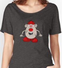 Zombie Potato Head Women's Relaxed Fit T-Shirt