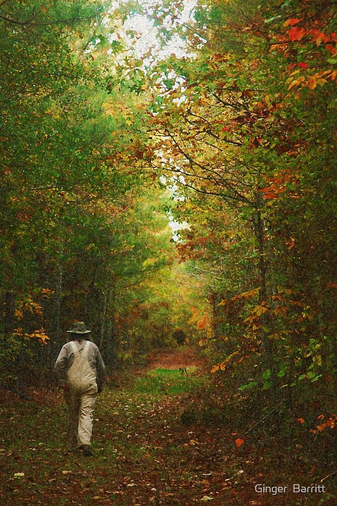 Autumn by Ginger  Barritt