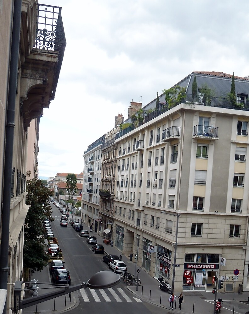 Lyon - France by clarebearhh