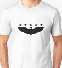 LFC 5 Star - Black Unisex T-Shirt