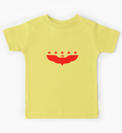 LFC 5 Star - Red Kids Clothes
