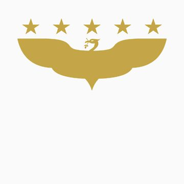 LFC 5 Star - Gold by PX54