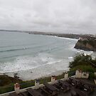 Beach - Newquay by clarebearhh