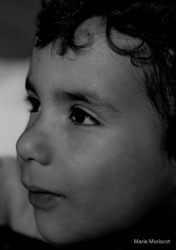 Little man! by Marie Moriscot